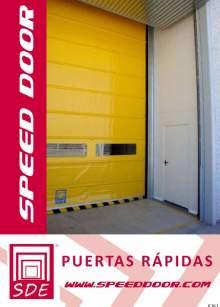 SPEED DOOR. Puertas rápidas
