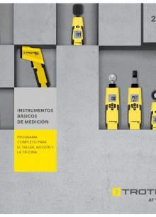 TROTEC Metrologia 2015